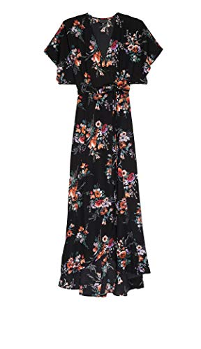 Wrap Dress Scricciolo Bobeau