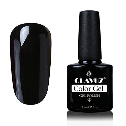 CLAVUZ Gel Nail Polish Soak Off UV LED Gel Nail Lacquer Nail Art Manicure New Starter 10ML