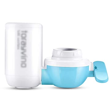 QFFL jingshuiji Bomba de Agua embotellada Dispensador de Agua automático Cubo Puro Absorbedor de Agua Dispensador de Agua Prensa Blanca Azul Claro: ...
