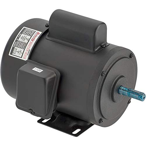 (Grizzly G2533 1 HP Motor Single-Phase, 3450 RPM )