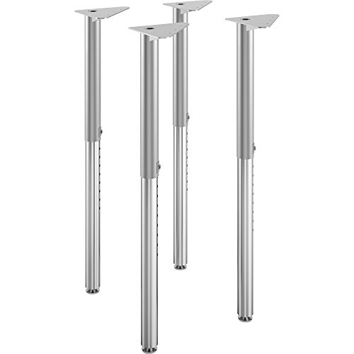 HON B4LEGT1 Build Adjustable Post Legs, 22
