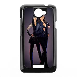 LostGirl SANDY0060591 Phone Back Case Customized Art Print Design Hard Shell Protection HTC One X