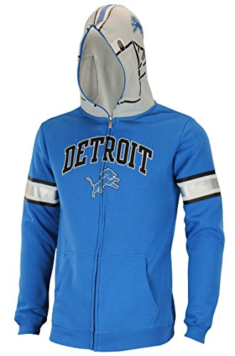 Youth Full Zip Helmet Masked Hoodie