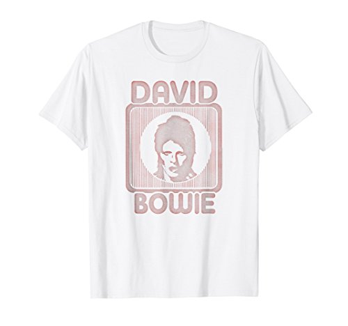 David Bowie Changes T-Shirt for Adults or KIds, 3 Colors, Up to 3XL