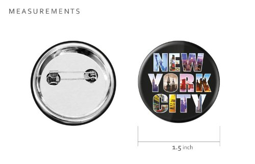 The 8 best button pins with photos