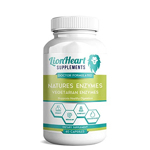 Digestive Enzyme Supplement Vegetarian Friendly product image