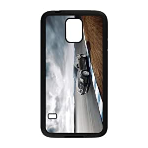 Samsung Galaxy S5 Cell Phone Case Black Cadillac Generic Phone Case Covers Clear CZOIEQWMXN24139