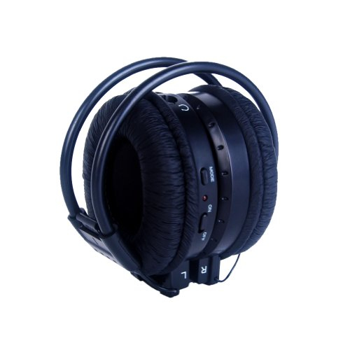 Generic Wireless Headphone Stereo 5 Hours Operation