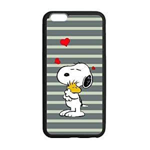 Customized Cute Snoopy Cool Snoopy Love Heart iPhone 6 Plus 5.5