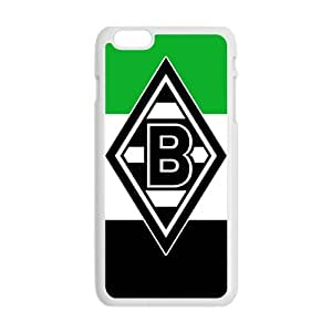 Borussia M?nchengladbach Logo Cell Phone Case for Iphone 6 Plus
