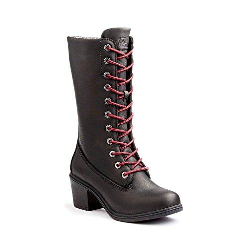 Kodiak Kvinna Nicole Tall Boot I Svart