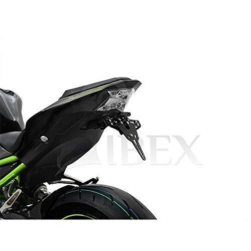 Kawasaki Z900 Z 900 BJ 2017 Kennzeichenhalter Kennzeichenträ ger Nummernschild Halter / Halteplatte IBEX Pro