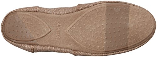 Sanuk Womens Elle V. Eight Flat Tobacco
