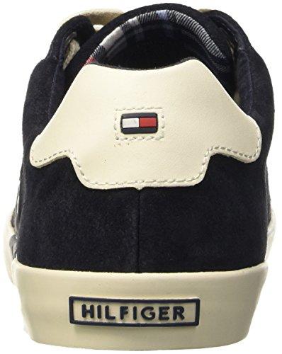 Tommy Hiliger V2285OLLEY 5B, Zapatillas para Hombre Midnight
