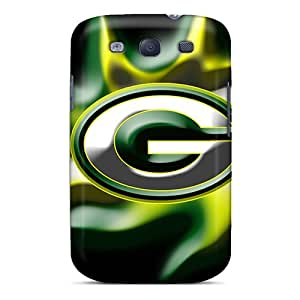 Waterdrop Snap-on Green Bay Packers Case For Galaxy S3