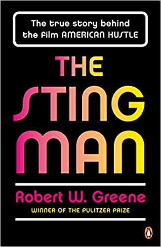 The Sting Man: The True Story Behind the Film AMERICAN