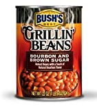 BUSH'S BAKED BEANS BOURBON AND BROWN SUGAR GRILLIN 22 OZ