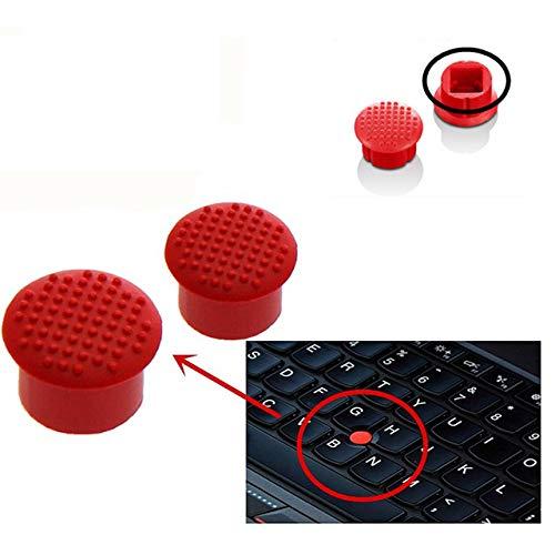 AXWtech Pinter Cap for HP Laptop Keyboard Trackpoint Little Dot Cap (Red)