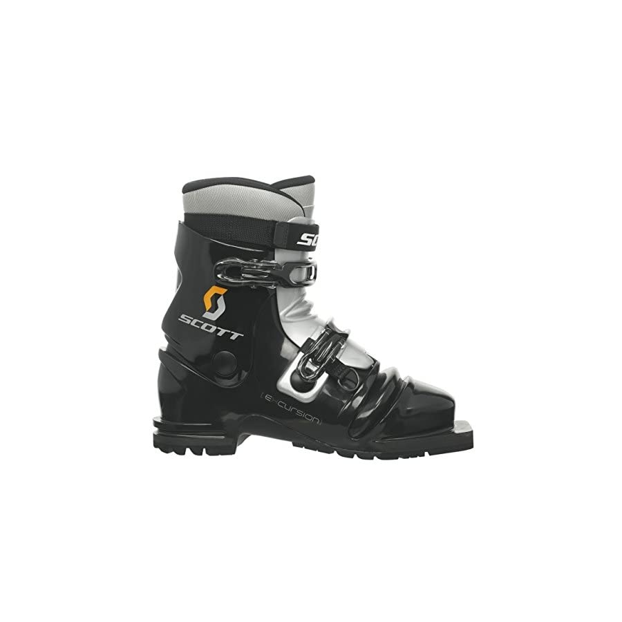 SCOTT Excursion Telemark Boot Black/Silver 24.5