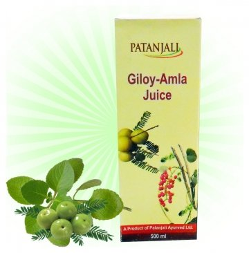 Patanjali Giloy Amla Juice 500ml Grocery In The Uae See