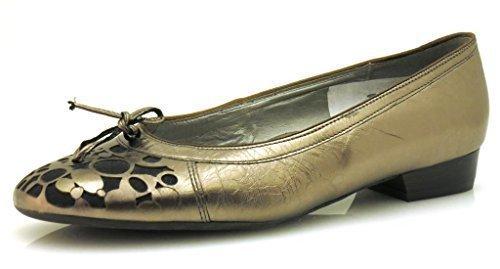 ara cuero Ballerinas para mujer zapatos