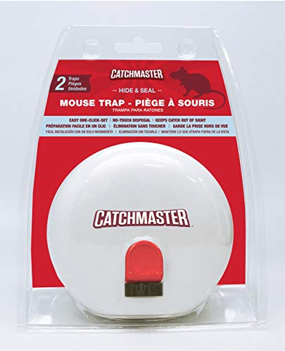 Catchmaster 631 Mouse Trap Hide & Seal, White