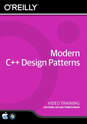 Modern C++ Design Patterns - Training DVD