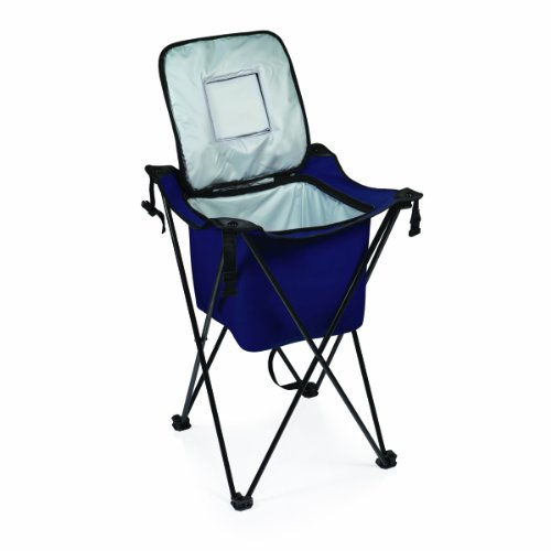 ONIVA – a Picnic Time Brand Sidekick Portable Cooler with Legs, Navy For Sale