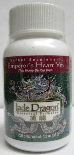 Emperor's Heart Yin, Tian Wang Bu Xin Wan, 200 Pills For Sale