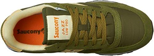 JAZZ SLIPPER GREEN SAUCONY S2866-204 42 5 Vert