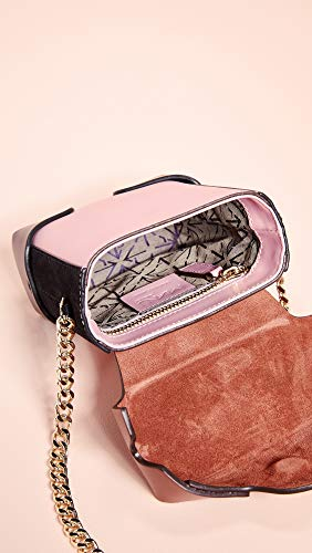 Gold Chain MANU Redbole with Bag Micro Women's Pristine Bubblegum Atelier Black Box fw0qw8xAa