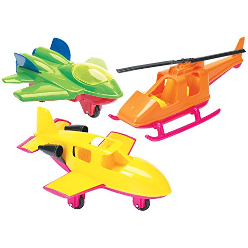 American Plastic Toys F-15 Jet Fighter - 2 Pack