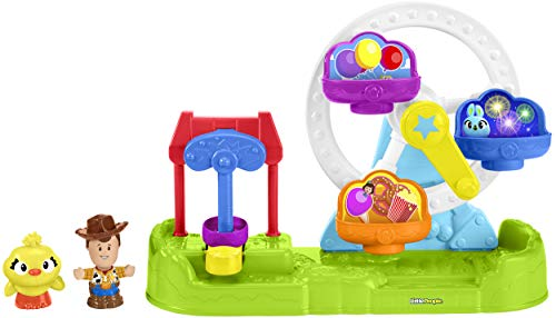 Toy Story Fisher-Price Little People 4 Ferris Wheel