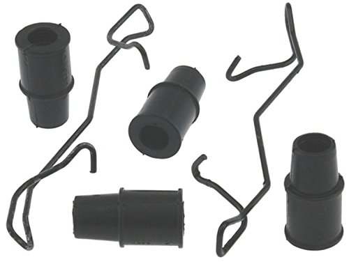 ACDelco 18K1849X Professional Front Disc Brake Caliper Hardware Kit with Springs and Bushings