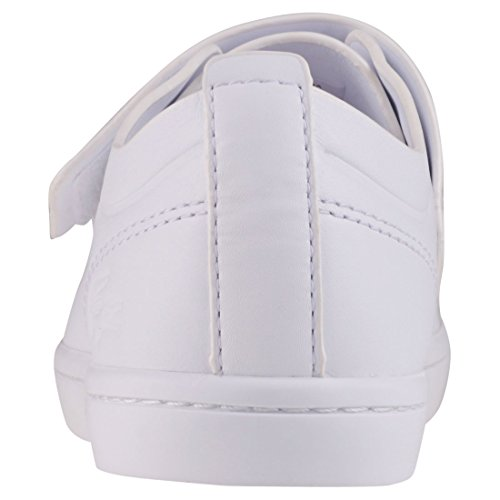 118 1 Straightset Strap 735CAW007121G Wht Wht Caw Lacoste CqRA4w8n