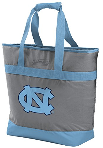 - NCAA North Carolina Tar Heels Unisex 07883092111NCAA 30 Can Tote Cooler (All Team Options), Blue, X-Large