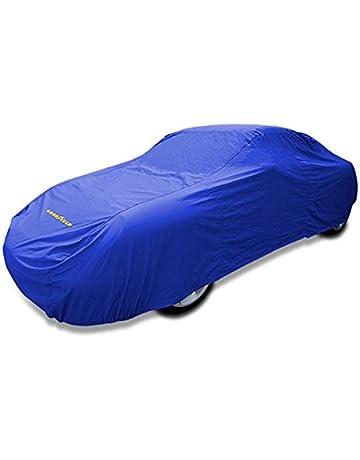 Goodyear Cubierta de coche de alta calidad - Protección impermeable para interiores / exteriores - Grande