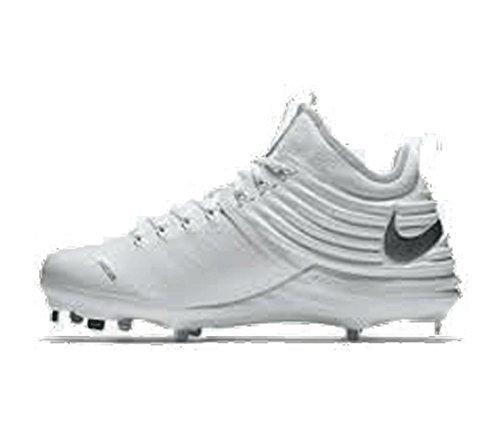 Nike Lunar Trout 2 Männer Mike Baseballschuhe Weiß