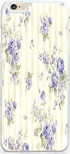 Case For Iphone 6 Dseason, Iphone 6 (4.7) Case New Slim Hard Unique Design Christian Quotes Yellow bar light purple blossoms