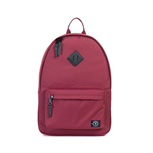 Parkland Meadow Backpack, Maroon, One Size