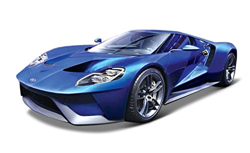 maisto-exclusive-edition-2017-ford-gt-diecast-vehicle-118-scale