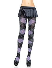 Heather Argyle Tights 7725