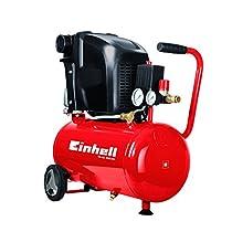 Einhell 4010460 TE-AC 230/24 Compressore Lubrificato, 1.5 kW, 24 l