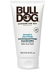 Bulldog Skincare Sensitive Skin Face Wash for Men, 150 mL