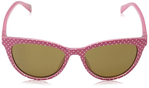 Cath Kidston Sunglasses Ck501220852, Montures de Lunettes Femme, Rose (Pink), 52
