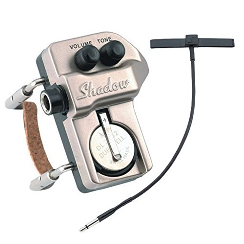 Shadow Electronics SH-945 Nanoflex Pickup with Preamp for Violin ()