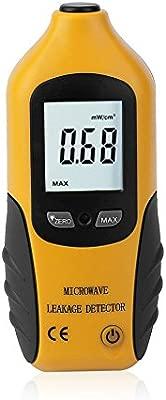 HT-M2 Pantalla digital profesional LCD Detector de fugas de ...