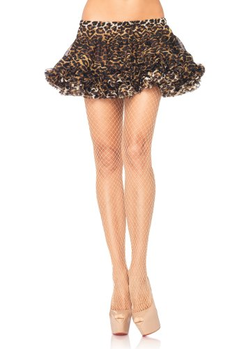 Leg Avenue Women's Industrial Net Pantyhose