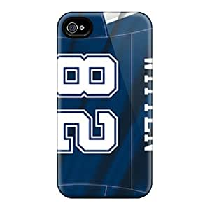 Shock Absorption Hard Cell-phone Case For Iphone 6 With Provide Private Custom Trendy Dallas Cowboys Pictures Nice-cheap-cases