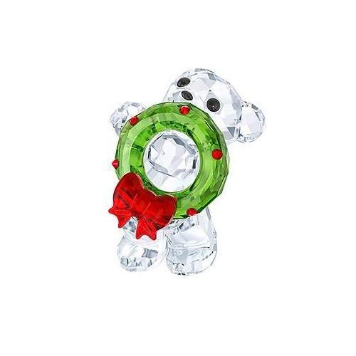 - Swarovski Kris Bear - Christmas 2017 A.E. Figurine